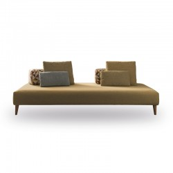 Padded modular sofa - Jest Fancy C04
