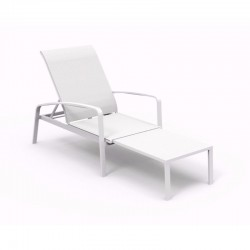 Recliner sunlounger with...