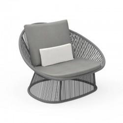Outdoor armchair in...
