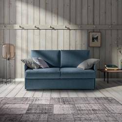 Padded sofa bed - Move Twist Slim