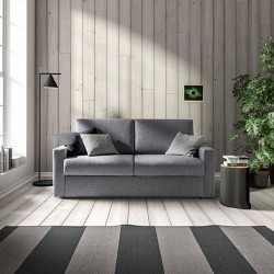 Move Twist Small padded sofa