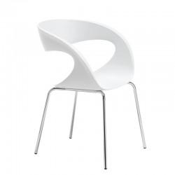 Padded chair - Raff