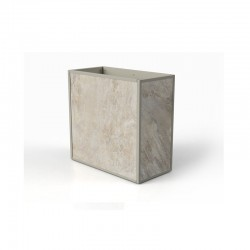 Planter with stoneware coating - Cover