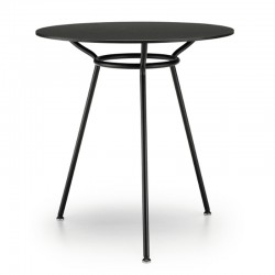 Table base in painted steel - Ola