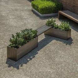 Mixy modular planter in...