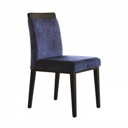 Aida chair upholstered in...