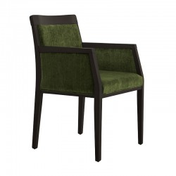 Boheme chair with armrests...