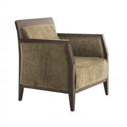 Boheme lounge armchair in...