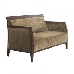 Boheme sofa in fabric or...
