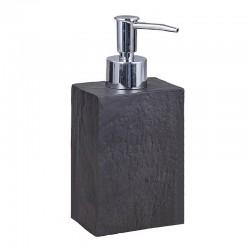 Soap dispenser in resin