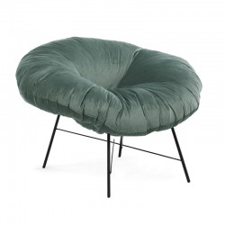 Padded armchair - Closer
