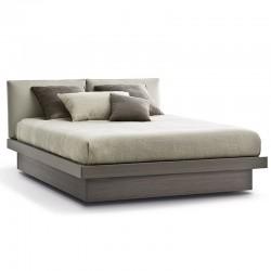 Rialto letto contenitore con testiera reclinabile