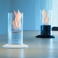 Table bio-fireplace in...
