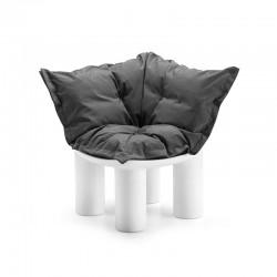 Atene Corner modular armchair in polyethylene