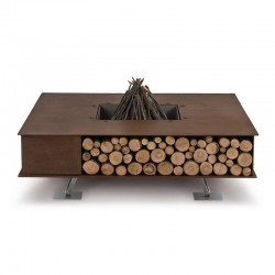 Toast wood-burning outdoor...