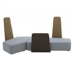 Ben Grimm modular system seats