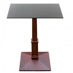 Balis Q cast iron table...