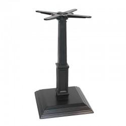 Bali Q cast iron table base...