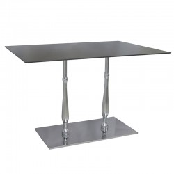 Eclisse steel table base 2...