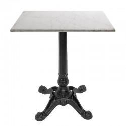 Babis 4 cast iron table...