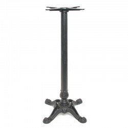 Babis 4 cast iron table...