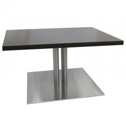 Slim base tavolo 4 tubi...