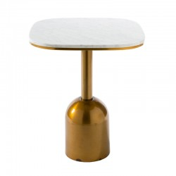 Balok coffee table in iron...