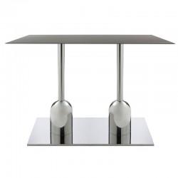 Typha base tavolo 2 colonne...