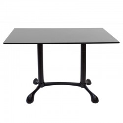 Spider table base with 2...