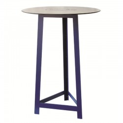 Martino steel table base...