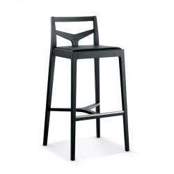 Morfeo beech wood stool...