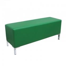 Ret padded bench in...