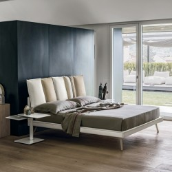 Darwin padded double bed...