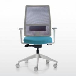 Sugar Net White high operative chair