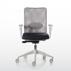 B Net high operative chair and adjustable armrests