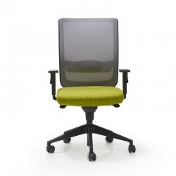 Link high operative chair and adjustable armrests
