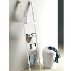 Towel holder with shelf - Biro
