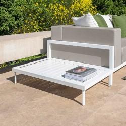 Outdoor Coffee Table in aluminium - Cleo