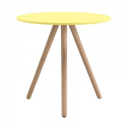 copy of Low table with wooden legs - Woody