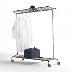 Hanger on wheels with hatbox and support bags- Nox Vesta