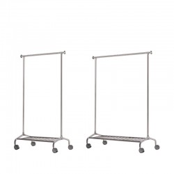 Hanger on wheels with support for bags - Nox Vesta