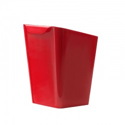 Colorful office wastebasket - Taboo