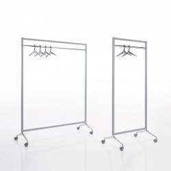Steel coat hanger - Archistand