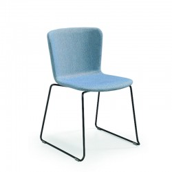 copy of Stackable upholstered chair - Calla