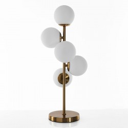 Table Lamp with glass balls - Celine