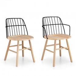 copy of Stackable wooden chair - Nenè