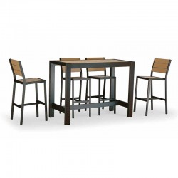 Outdoor Table and stools set - Paul