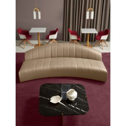 copy of 3-seater upholstered sofa - Club