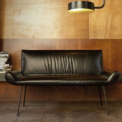 copy of Upholstered lounge sofa - Hendrick