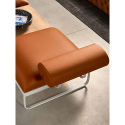 copy of Sofa upholstered in fabric / eco-leather / leather -